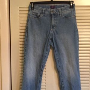 Not Your Daughters Jeans 4 Straight Fit Light wash